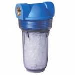 """Фильтр полифосфатный 2-хкомпонентный с дозатором для питьевой воды Atlas """"Dosaprop Mignon L 2P"""" прямое подкл. 1/2"""" 8bar"""