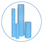 "Картридж AquaFilter FCPP5-AB 10"" полипропилен. шнур + BACINIX"
