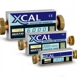 """Магнитный смягчитель воды для котлов и бойлеров Aquamax """"Xcal 1800"""" подключение 1/2"""""""