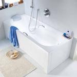 Панель для прямоугольной ванны Kolo Uni 4 фронтальная 160см + крепеж