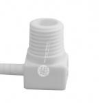 """Муфта-адаптер на входе воды в настольный фильтр AquaFilter 1/4""""н х под шланг """"ЕВ14W"""""""