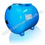 Гидроаккумулятор Aquasystem VAO-200л горизонтальный