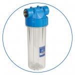 """Натрубный корпус фильтра AquaFilter 10"""" """"FHPR12-B"""" 6bar"""