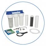 """Система фильтрации воды под кухонную мойку 3-ступени очистки AquaFilter """"FP3-2"""""""