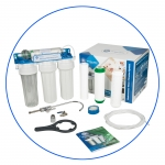 """Система фильтрации воды под кухонную мойку 4-ступени очистки AquaFilter """"FP3-HJ-K1"""""""