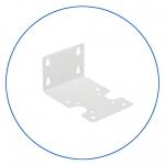 """Одинарный универсальный металлический кронштейн к корпусам 5"""" и 10"""" AquaFilter """"FXBR1"""""""