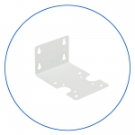 """Одинарный универсальный металлический кронштейн к корпусам серии FHHOT, FHHOT20 AquaFilter """"FXBR5"""""""