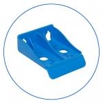 """Одинарный универсальный пластиковый кронштейн к корпусам 5"""" и 10"""" AquaFilter """"FXBR1PB"""""""