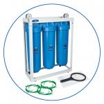 """Система фильтрации воды для всего дома типа """"Big Blue"""" 3-ступени очистки  AquaFilter 20""""BB """"HHBB20B"""""""