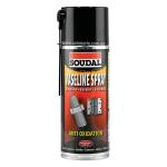 """Смазочно-защитный аэрозоль Soudal """"Vaseline Spray"""" герметизирующий и смазывающий"""