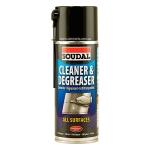 """Очищающий аэрозоль Soudal """"Cleaner & Degreaser"""" для очистки и обезжиривания поверхностей"""