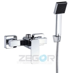 """Смеситель для душ кабины Zegor """"LEB5-A123"""" хром"""
