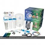 7-ступенчатая система обратного осмоса Aquafilter FRO5MAJG./RX5411411X./