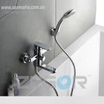 """Смеситель для ванной Zegor """"LOB3-A128"""" хром"""