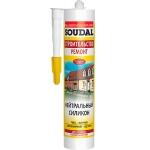 Нейтральный силикон Soudal 300мл бел., прозрачный