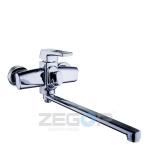 """Смеситель для ванной Zegor """"NEF7 A232"""" хром"""
