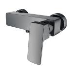 """Смеситель для душ кабины Imprese """"Grafiky ZMK041807080"""" графит"""