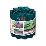 Бордюр садовый волнистый Bradas «OBFG 0910» 9м х 10см зеленый