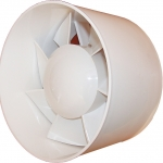 Вентилятор-вытяжка Eleyus «Standart» ВК-95 УХЛ4.2  Ø100