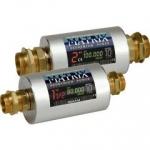 """Магнитный фильтр для предотвращения образования накипи промышленного применения Aquamax """"Xcal Matrix 1,1/2"""""""